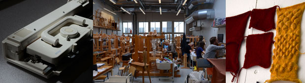 Workshops and studios - Konstfack
