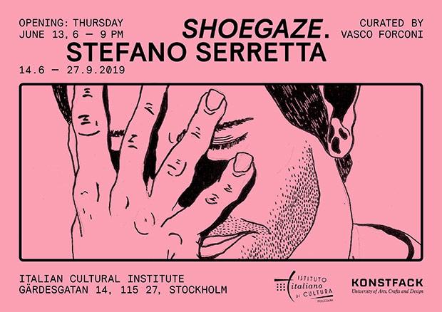 505f7b7f163 Shoegaze - Stefano Serretta at the Italian Cultural Institute ...